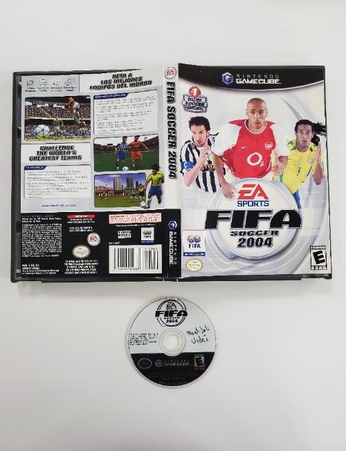 FIFA Soccer 2004 (CB)