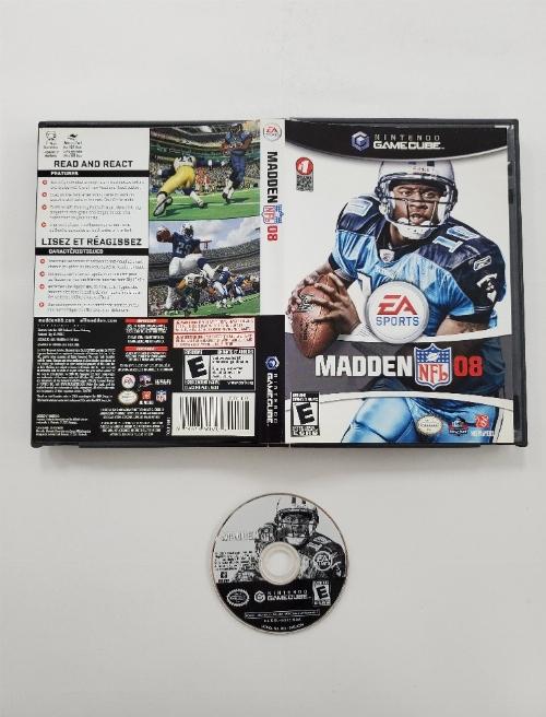 Madden NFL 08 (CB)