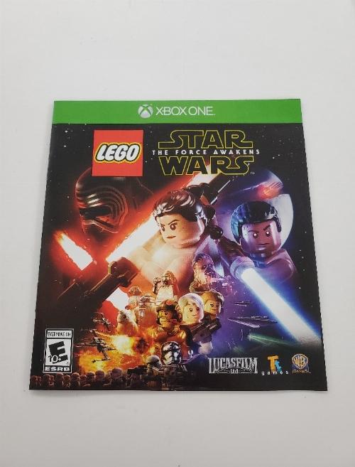 LEGO Star Wars The Force Awakens (I)