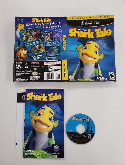 Shark Tale (Player's Choice) (CIB)