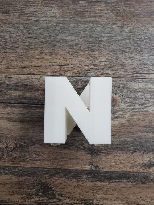 Nintendo 64 3D Logo