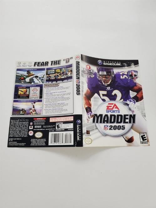 Madden NFL 2005 (B)