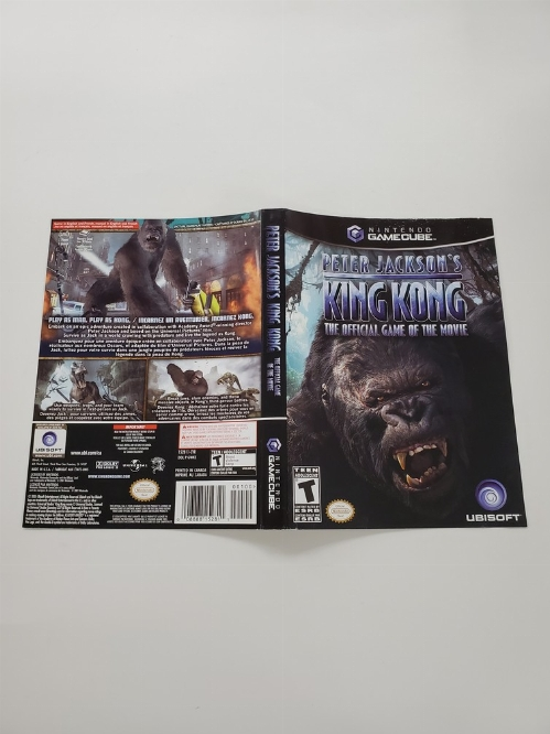 Peter Jackson's King Kong: The Official Game of the Movie (B)