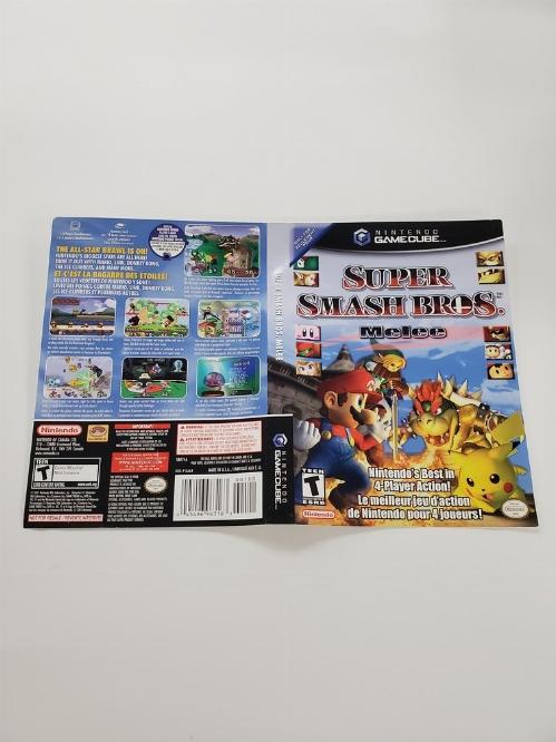 Super Smash Bros.: Melee (B)