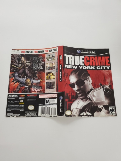 True Crime: New York City (B)