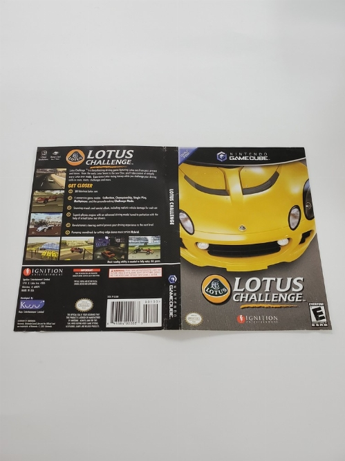 Lotus Challenge (B)