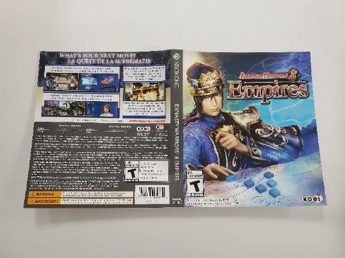 Dynasty Warriors 8: Empires (B)