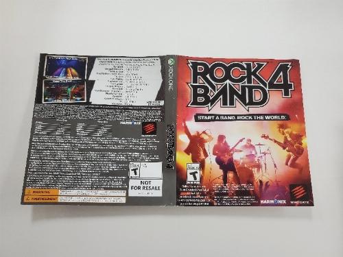 Rock Band 4 (B)