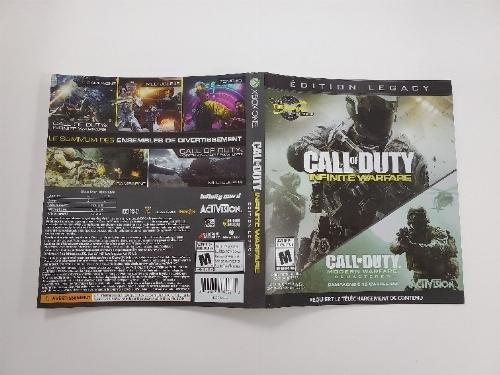 Call of Duty: Infinite Warfare (Legacy Edition) (B)