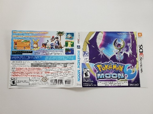 Pokemon Moon (B)