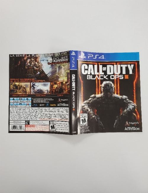 Call of Duty: Black Ops III (B)