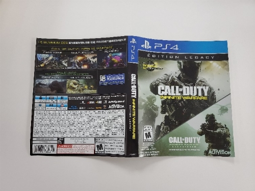 Call of Duty: Infinite Warfare [Legacy Edition] (B)
