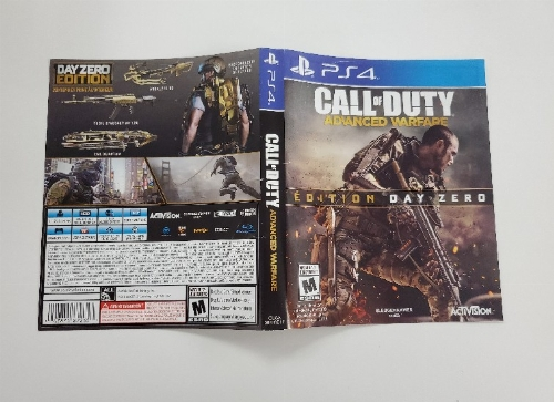Call of Duty: Advanced Warfare (Day Zero Edition) (B)