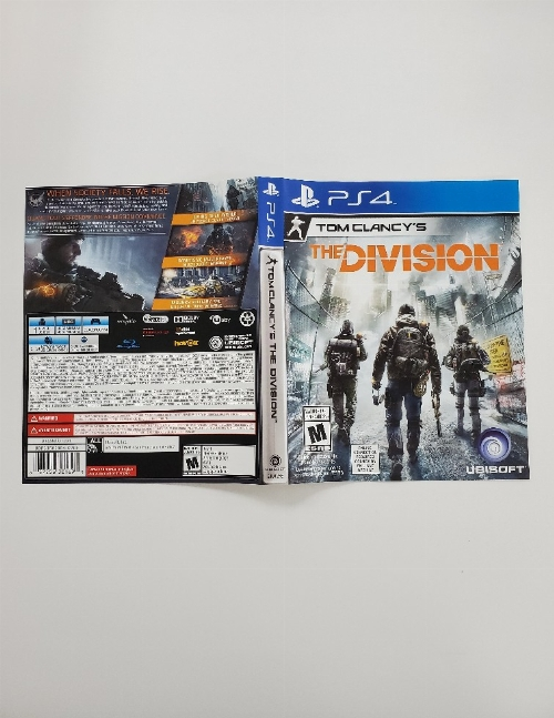 Tom Clancy's The Division (B)