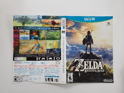 Legend of Zelda: Breath of the Wild, The (B)