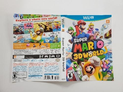 Super Mario 3D World (B)