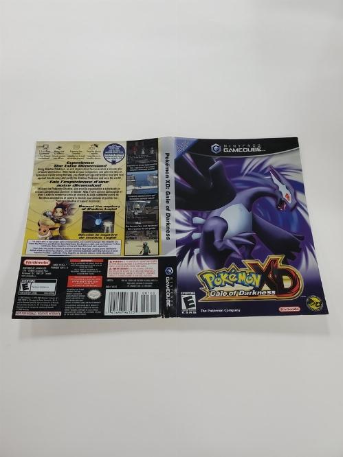 Pokemon XD: Gale of Darkness (B)