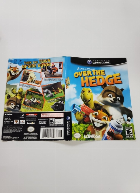 Over the Hedge (B)