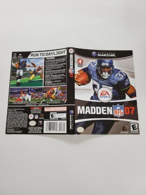 Madden NFL 07 (B)