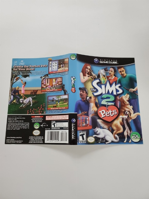 Sims 2: Pets, The (B)