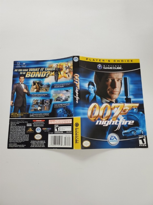 007: Nightfire [Player's Choice] (B)
