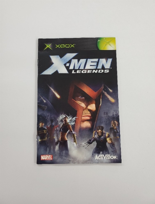 X-Men Legends (I)