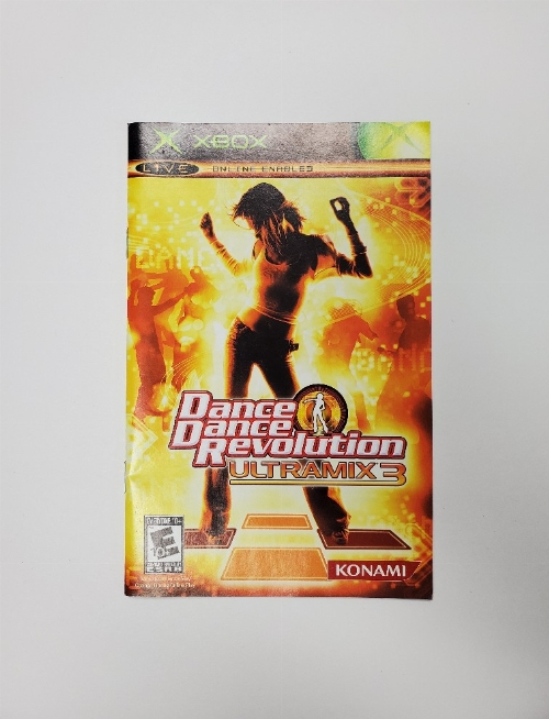 Dance Dance Revolution: Ultramix 3 (I)