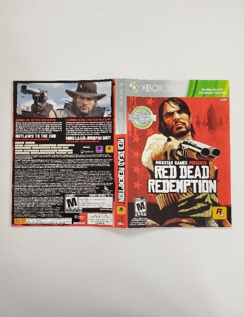 Red Dead Redemption (Platinum Hits) (B)
