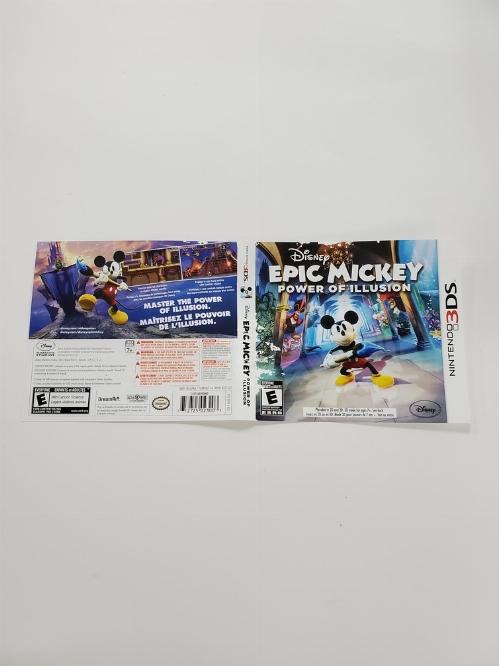 Epic Mickey: Power of Illusion (B)