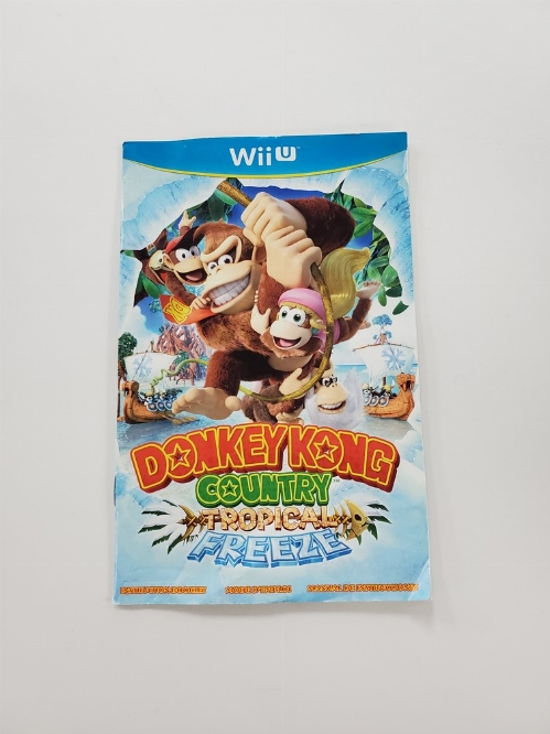 Donkey Kong Country: Tropical Freeze (I)