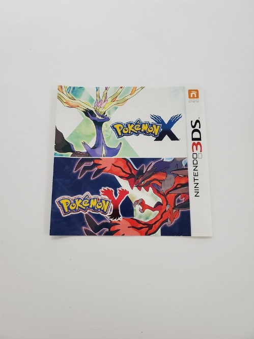 Pokemon X/Y (I)