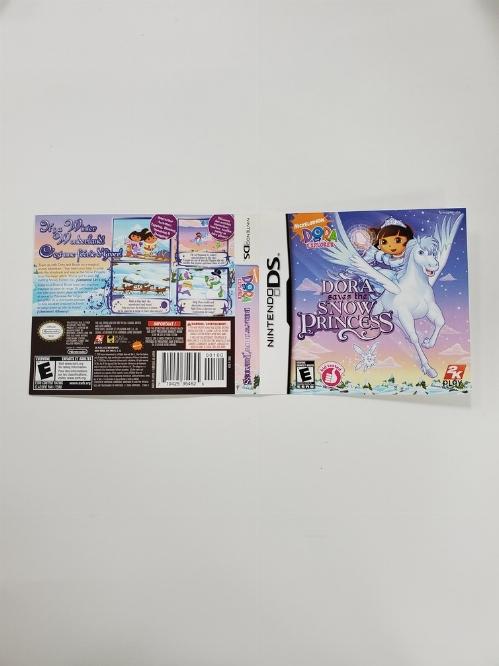 Dora the Explorer: Dora Saves the Snow Princess (B)