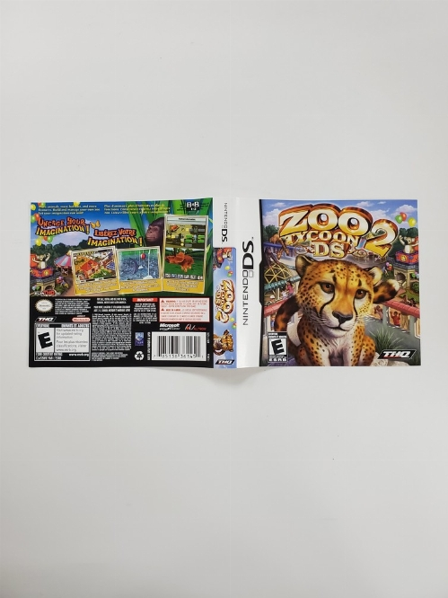 Zoo Tycoon DS 2 (B)