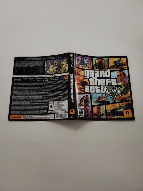 Grand Theft Auto V (B)