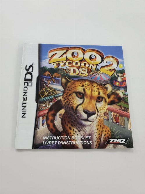 Zoo Tycoon DS 2 (I)
