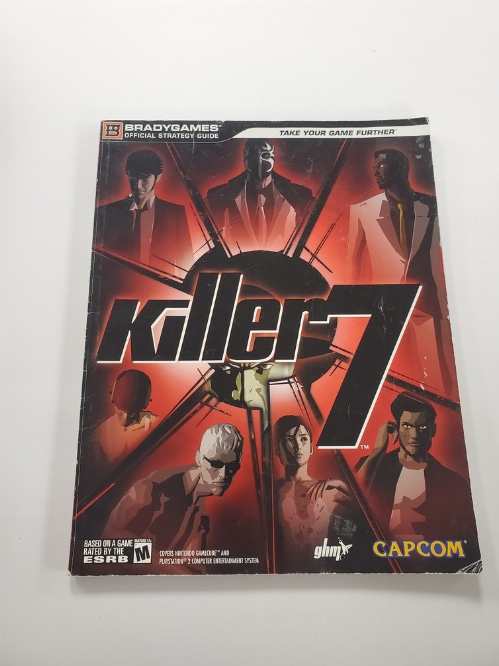 Killer 7 Brady Games Guide