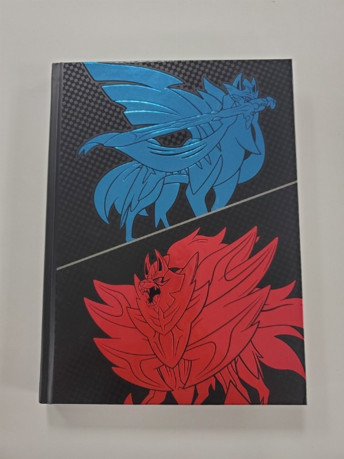 Pokemon Sword/Shield Collector's Edition Guidebook