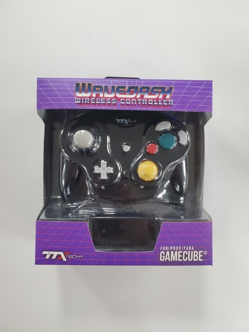 Wavedash Wireless Controller for Gamecube (NEW)