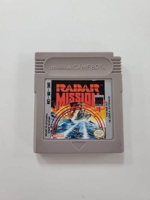 Radar Mission * (C)