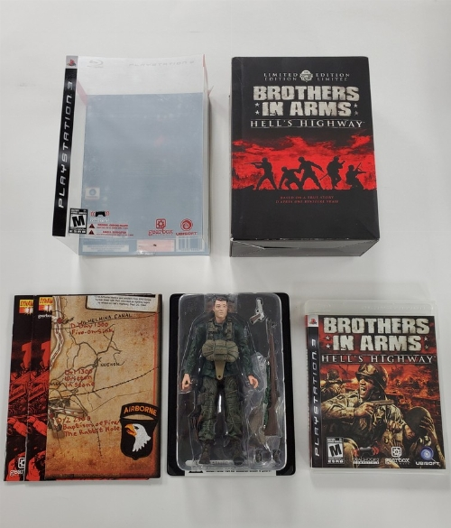 Brothers in Arms: Hell's Highway (Limited Edition) (CIB)