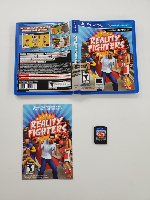 Reality Fighters (CIB)