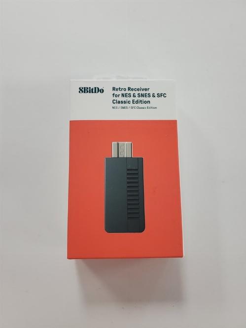 Retro Receiver for NES/SNES/SFC Classic Edition (NEW)