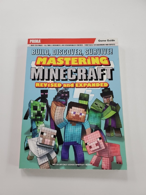 Minecraft Prima Game Guide