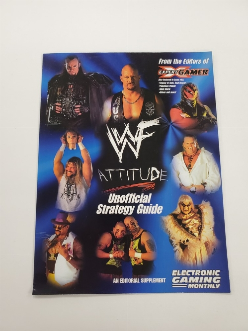WWF Attitude Unofficial Strategy Guide