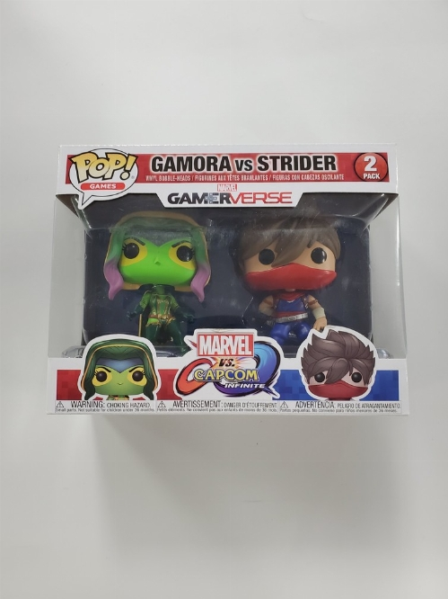 Gamora vs Strider (2-Pack) #2 (NEW)