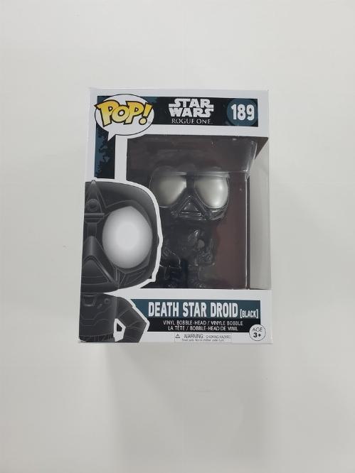 Death Star Droid (Black) #189 (NEW)