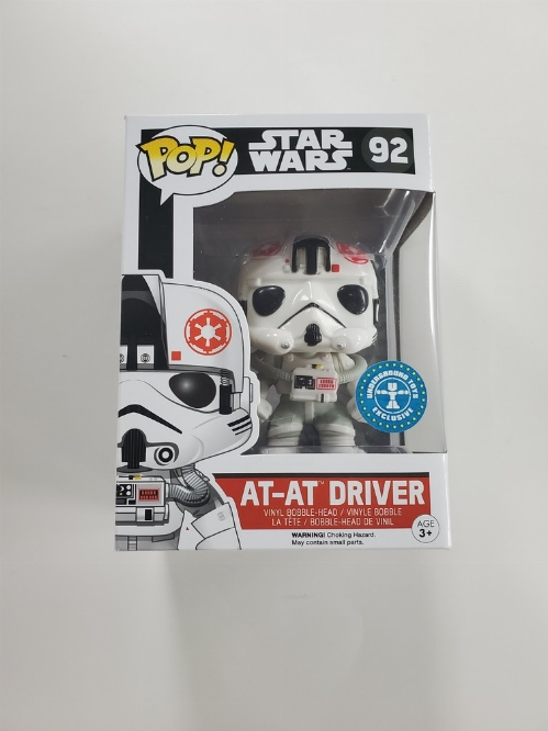 AT-AT Driver #92 (NEW)