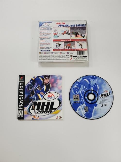 NHL 2000 (CIB)