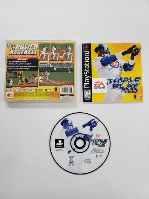 Triple Play 2000 (CIB)