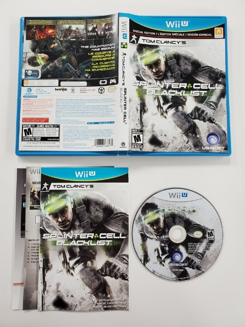 Tom Clancy's Splinter Cell: Blacklist (CIB)